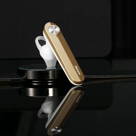 Baseus A01 zestaw słuchawkowy słuchawka Bluetooth bezprzewodowa czarny (NGA01-0S)