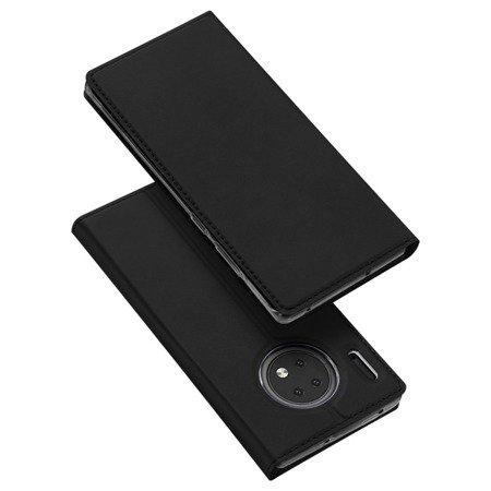 DUX DUCIS Skin Pro kabura etui pokrowiec z klapką Huawei Mate 30 czarny