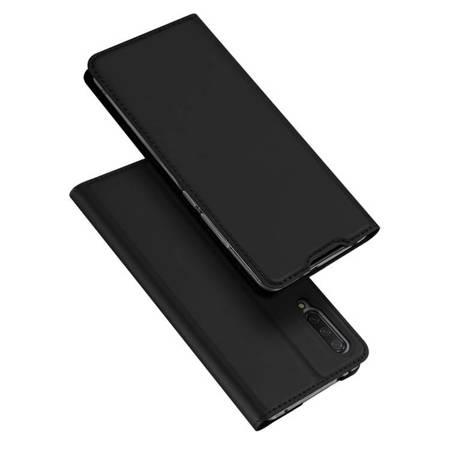 DUX DUCIS Skin Pro kabura etui pokrowiec z klapką Xiaomi Mi CC9e / Xiaomi Mi A3 czarny