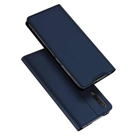 DUX DUCIS Skin Pro kabura etui pokrowiec z klapką Xiaomi Mi CC9e / Xiaomi Mi A3 niebieski