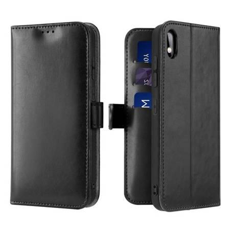 Dux Ducis Kado kabura etui portfel pokrowiec z klapką Samsung Galaxy A10 czarny