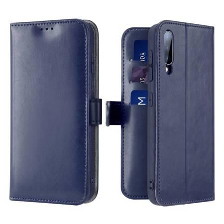 Dux Ducis Kado kabura etui portfel pokrowiec z klapką Samsung Galaxy A50s / Galaxy A50 / Galaxy A30s niebieski