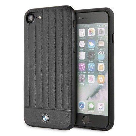 Etui hardcase BMW BMHCI8POCBK iPhone 7/8 czarny/black