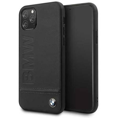 Etui hardcase BMW BMHCN58LLSB iPhone 11 Pro czarny/black Signature