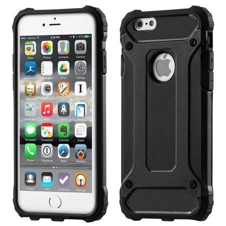 Hybrid Armor pancerne hybrydowe etui pokrowiec iPhone 11 Pro (2019) czarny