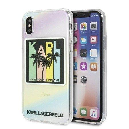 Karl Lagerfeld KLHCPXIRKD iPhone X/Xs hardcase Kalifornia Dreams