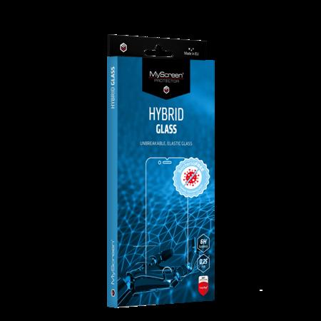 Oppo Find 7 - Antybakteryjne szkło hybrydowe MyScreen HYBRID GLASS BacteriaFREE