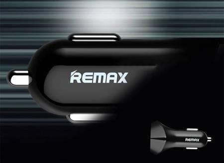 REMAX Alien RCC-340 uniwersalna ładowarka samochodowa 4.2A 3xUSB czarna