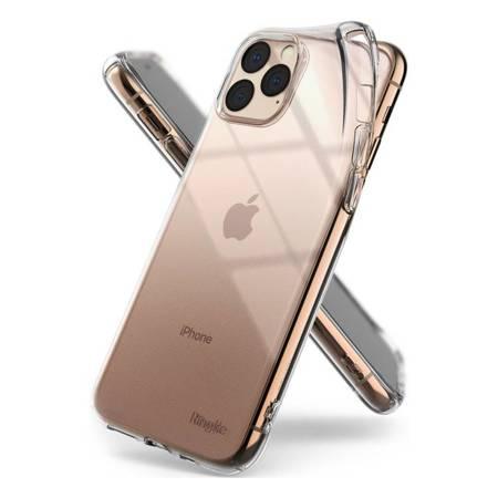Ringke Air ultracienkie żelowe etui pokrowiec iPhone 11 Pro przezroczysty (ARAP0025)