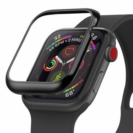 Ringke Bezel Styling etui ramka koperta pierścień Apple Watch 44 mm szary (RGAP0012)