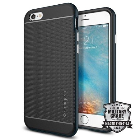 Spigen Neo Hybrid Iphone 6/6s (4.7) Metal Slate