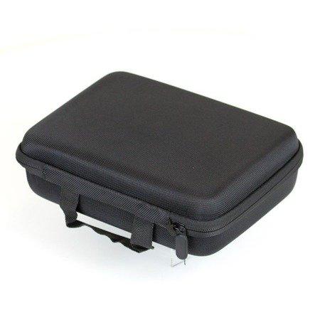 Uniwersalna walizka na akcesoria i kamerę sportową GoPro SJCAM rozmiar M