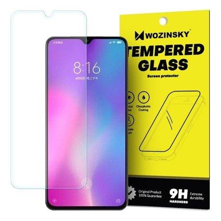 Wozinsky Tempered Glass szkło hartowane 9H Xiaomi Mi 9 Lite / Mi CC9 (opakowanie – koperta)